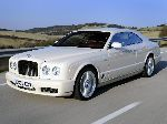 fotografie Auto Bentley Brooklands