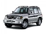 photo Car Mitsubishi Pajero Pinin