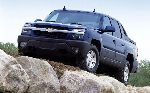 foto Auto Chevrolet Avalanche Pick-up