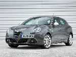 photo l'auto Alfa Romeo Giulietta le hatchback