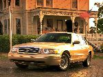 photo Car Ford Crown Victoria