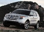 photo Car Ford Explorer