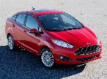 photo Car Ford Fiesta