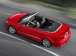 Foto 12 Auto Audi A3 Cabriolet (8P/8PA [2 restyling] 2008 2013)
