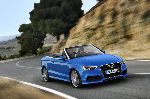 Foto 2 Auto Audi A3 Cabriolet (8P/8PA [2 restyling] 2008 2013)