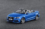 Foto 3 Auto Audi A3 Cabriolet (8P/8PA [2 restyling] 2008 2013)