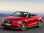Foto 8 Auto Audi A3 Cabriolet (8P/8PA [2 restyling] 2008 2013)