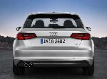 photo 7 Car Audi A3 Sportback hatchback 5-door (8V 2012 2016)