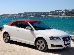 Foto 24 Auto Audi A3 Cabriolet (8P/8PA [2 restyling] 2008 2013)