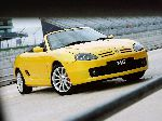 photo 3 Car MG TF Cabriolet (1 generation 2002 2005)