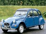 photo Car Citroen 2 CV
