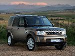 photo l'auto Land Rover Discovery