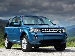 photo l'auto Land Rover Freelander