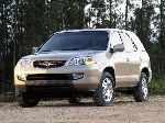 photo Car Acura MDX offroad