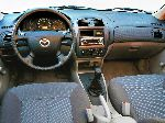 photo 5 l'auto Mazda 323 Sedan (BA [remodelage] 1996 2000)