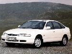 photo 6 l'auto Mazda 626 le hatchback