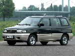 photo 12 Car Mazda MPV Minivan (1 generation 1989 1999)