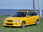 photo Car Mazda Protege