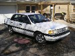 photo Car Mercury Topaz
