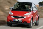 photo 5 l'auto Smart Fortwo Hatchback 3-wd (2 génération 2007 2010)