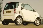 photo 11 l'auto Smart Fortwo Hatchback 3-wd (2 génération 2007 2010)