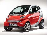 photo 12 l'auto Smart Fortwo Hatchback 3-wd (2 génération 2007 2010)