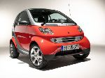photo 15 l'auto Smart Fortwo Hatchback 3-wd (2 génération 2007 2010)