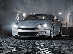 photo 5 Car Aston Martin DBS Coupe (2 generation 2007 2012)