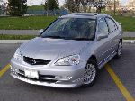 photo Car Acura EL Sedan (2 generation 2001 2003)