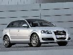 photo 22 Car Audi A3 Hatchback 3-door (8P/8PA [2 restyling] 2008 2013)